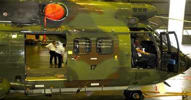Menko Polhukam: Pembelian Helikopter Kepresidenan Terus Dibahas