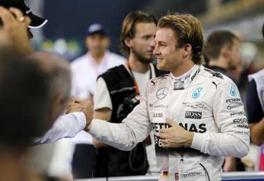 Rosberg Menikmati Akhir Musim F1 2015
