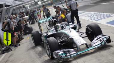 Mesin Mutakhir Mercedes Hancurkan Masa Depan F1