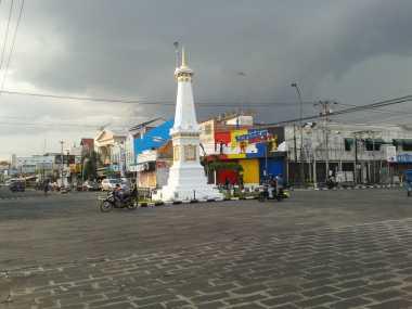 Empat Makna Filosofis Tugu Pal Putih Yogyakarta