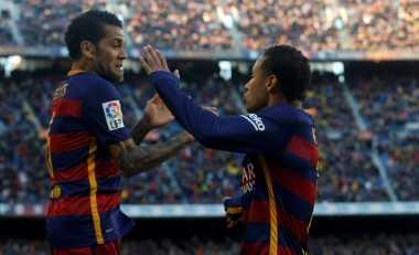 Neymar Dapat Julukan Baru dari Alves