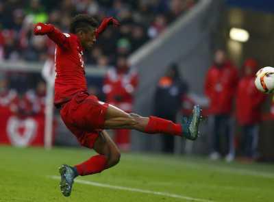 Winger Prancis Tampil Baik di Bayern ketimbang Juventus