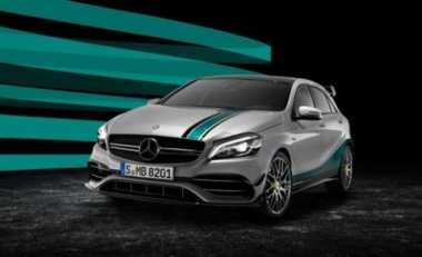 Mercedes Benz A45 Edisi Formula One Akan Masuk Indonesia?