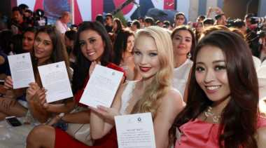 Keseruan Karantina Miss World 2015 di Tiongkok