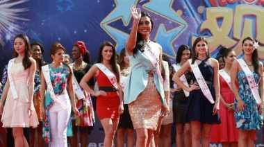 Kupas Tuntas Kegiatan Kontestan Miss World 2015