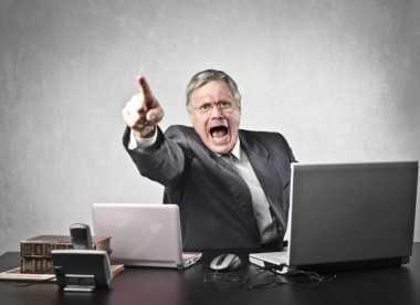 Enam Tipe Bos Super Nyebelin dan Cara Menghadapinya