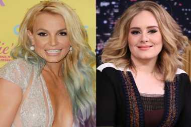 Britney Spears pun Menggilai Lagu Adele