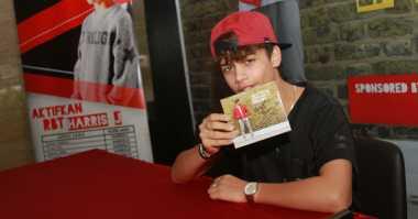 Titisan Justin Bieber Betah di Indonesia