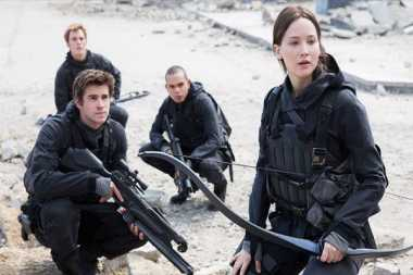 Box Office: Mockingjay Part 2 Tak Terkalahkan