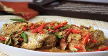 Masakan Istri yang Bikin Donny Alamsyah 'Klepek-Klepek'