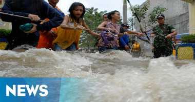 Pidie Dikepung Banjir