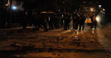 Polisi: Bentrok Lampung Didalangi Kelompok Pelaku Begal