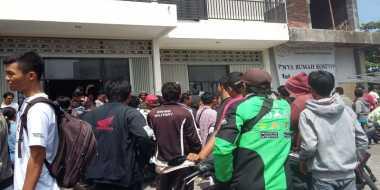 Kantor Go-Jek di Bali Didemo Ribuan Driver