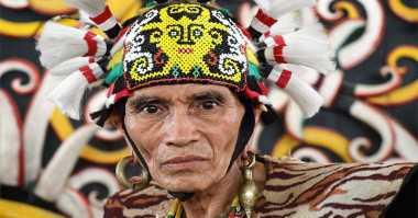 Desa Dayak Pampang Samarinda, Kearifan Budaya Suku Dayak