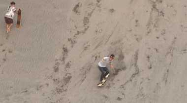 Oprimis SandBoarding Yogyakarta di ASEANTA AWARDS 2016