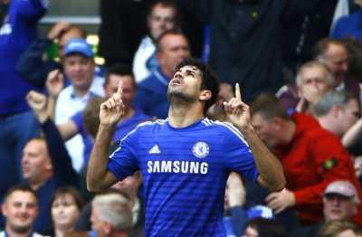 Diego Costa Kembali Berulah