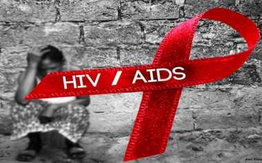 Penderita AIDS Meningkat Tiap Tahun