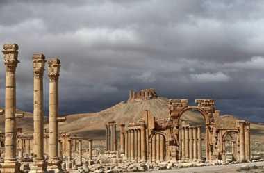 ISIS Eksekusi 18 Orang di Kota Bersejarah Suriah
