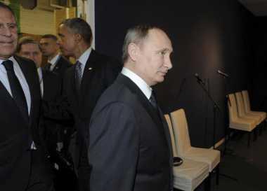 Putin : Lindungi Minyak ISIS, Turki Tembak Jatuh Pesawat