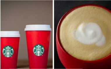 Musim Dingin, Starbucks Hadirkan Kopi Rempah
