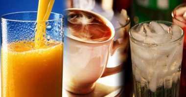 Bikin Orange Soda Coffee Pelepas Dahaga