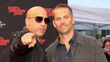 Vin Diesel Peringati Dua Tahun Kematian Paul Walker