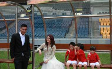 Foto Mesra Pasha-Angel, Eks Istri Larang Anak Lihat TV