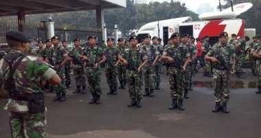 Kronologi Penembakan Anggota TNI di Papua