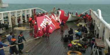 Hasil Investigasi Jatuhnya AirAsia di Selat Karimata Diumumkan