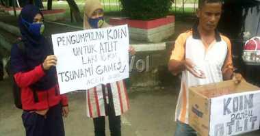 Atlet Aceh Kumpulkan Koin demi Tsunami Games 2015
