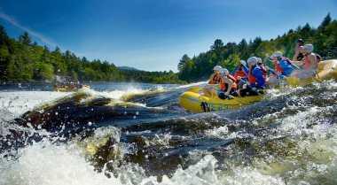 23 Negara Berduel di Sungai Citarik