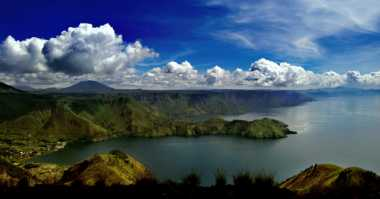 Danau Toba Bakal Dikelola seperti Bali