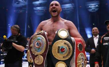 Usai Kalahkan Klitschko, Fury Ditantang Petinju Amerika
