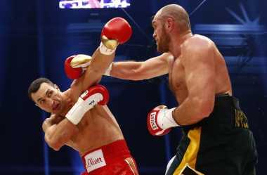 Laga Fury vs Klitschko seperti Kompetisi Menari