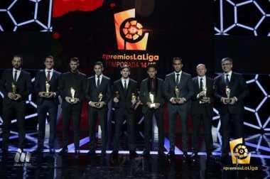 Kehebatan Delapan Orang Terbaik di La Liga