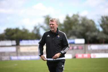 Moyes Pede Kembali Latih Klub Besar Eropa