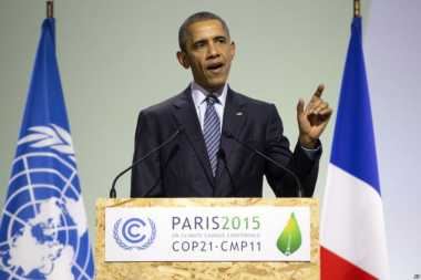 Obama Peringati Putin Mengenai Suriah