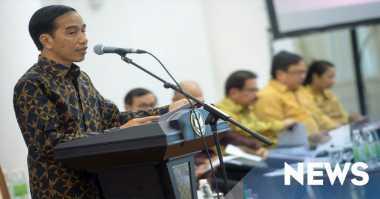 Presiden Jokowi Dianjurkan Beli Heli Made in Indonesia
