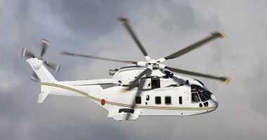 Ini Perbandingan Helikopter Jokowi dan Buatan PT DI