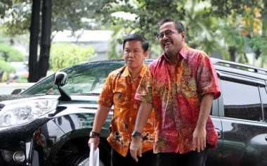 Si Doel Kecewa Dua Anggota DPRD Banten Ditangkap KPK
