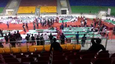 Panitia Dilempari Kursi, Sidang Kongres HMI Ricuh