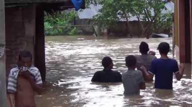 Dua Tewas Akibat Banjir dan Longsor di Pematangsiantar
