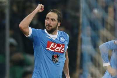 Higuain Dekati Rekor Gol Attaccante Legendaris Serie A