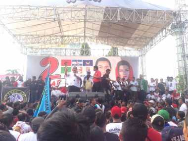 Maruarar Yakin Hendi Menang di Semarang