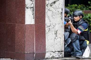 Polri Gagalkan Rencana Bom Jakarta Berkat Info AFP dan FBI