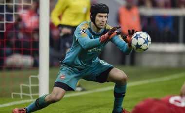 Cech Jadi Hambatan Khusus untuk Barcelona