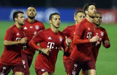 Juve Butuh Keberuntungan Lawan Bayern