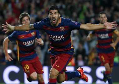 Barcelona Kejar Rekor Liga Champions