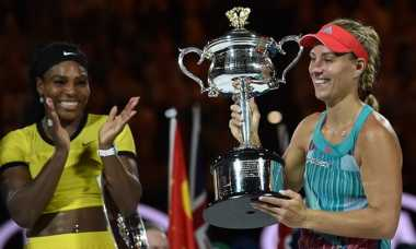 Hasil Jerih Payah Penakluk Serena Williams