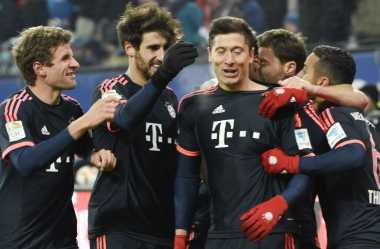 Aubameyang Tak Peduli dengan Ancaman Lewandowski